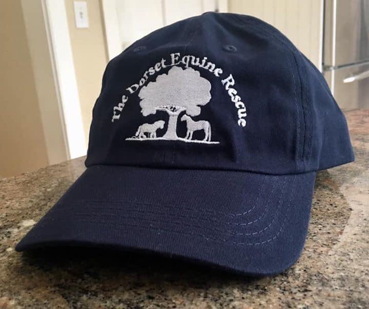 Dorset Equine Rescue Logo Hat