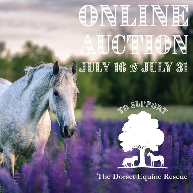 Online Auction July 16-31 2021